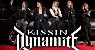 Tourdates: Kissin' Dynamite 2019