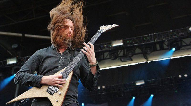 All That Remains Gitarrist Oli Herbert ist gestorben