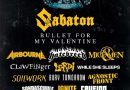 Reload Festival 2019 vom 22. – 24.08.2019 // Bullet for My Valentine sind der zweite Headliner