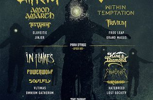 MYSTIC FESTIVAL – finales Line-Up mit 10 Nuclear Blast Bands enthüllt