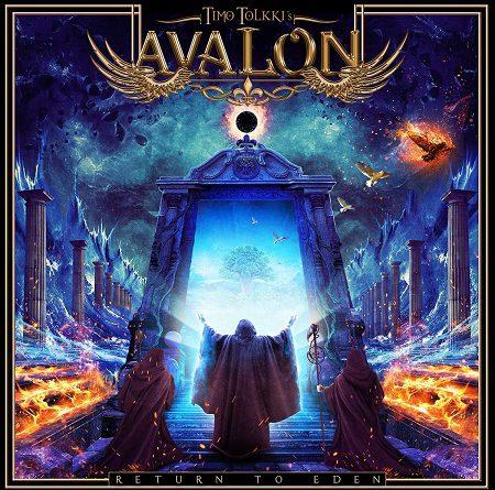 """TIMO TOLKKI'S AVALON – Neues Album """"Return To Eden"""" erscheint im Juni"""