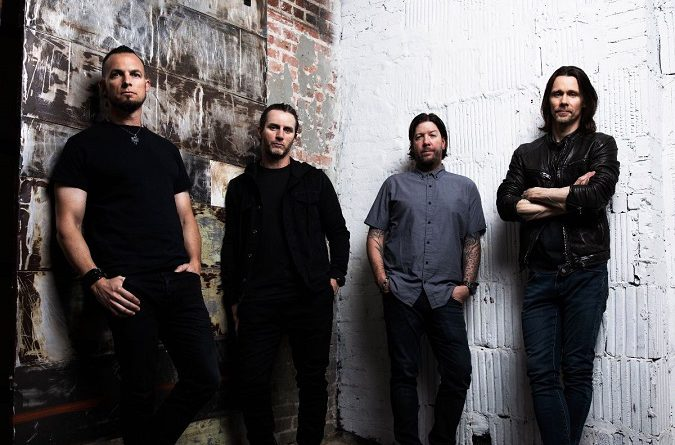 Alter Bridge ab dem 12. November 2019 auf Europa-Tournee