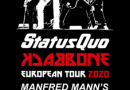 "STATUS QUO auf ""Backbone""-Tour 2020 mit Special Guest MANFRED MANN'S EARTH BAND"
