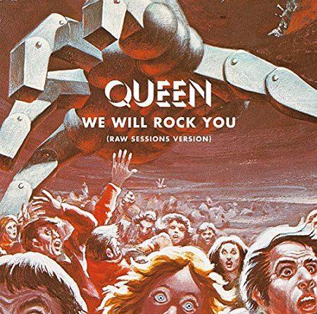 """Die Auszeichnungen für QUEEN nehmen nicht ab … """"We Will Rock You"""" und """"Fat Bottomed Girls"""" werden geehrt!"""