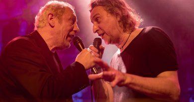 Dieter Thomas Kuhn/Rudie Balzer: Songs From Above – The Grave Chapel Radio Show im Bielefelder Lokschuppen