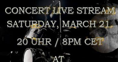 Corvus Corax: Weltweites Online Konzert am 21.03.2020 um 20.00 Uhr