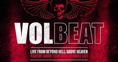 "VOLBEAT streamen Morgen, 08. Mai 2020, ab 16 Uhr ""LIVE FROM BEYOND HELL/ABOVE HEAVEN"" Konzertfilm"