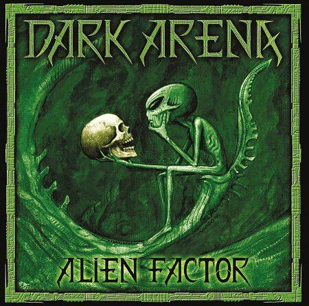 """Dark Arena – """"Alien Factor"""""""