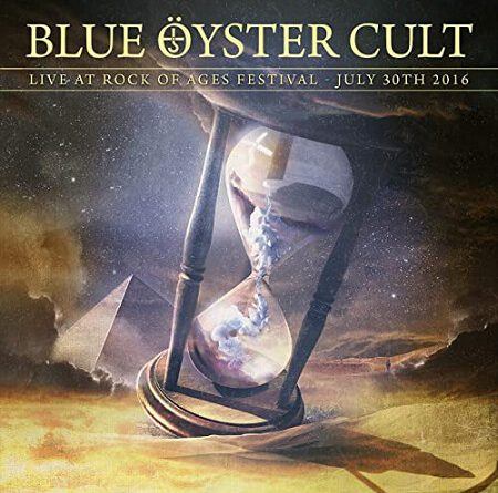 """Blue Öyster Cult – """"Live At Rock Of Ages Festival 2016""""/""""A Long Day's Night"""""""