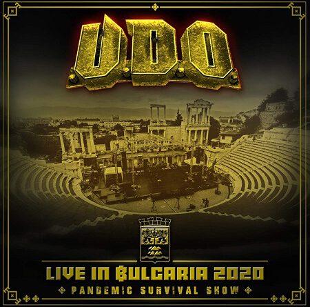 """U.D.O. – """"Live In Bulgaria 2020"""""""