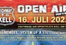 Am 15&16. Juli 2021: Das Highway To Kell OPEN-AIR-Festival