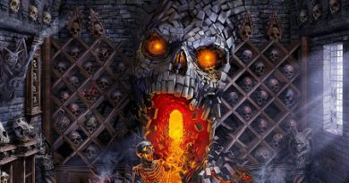 BRAINSTORM – Ghosts & Skulls – Rockdown The Lockdown! SAT, 12. Juni 2021, 20 Uhr MEZ