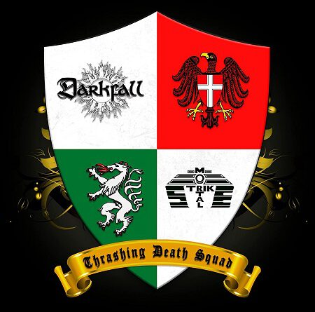 "Darkfall/ Mortal Strike – ""Thrashing Death Squad"""