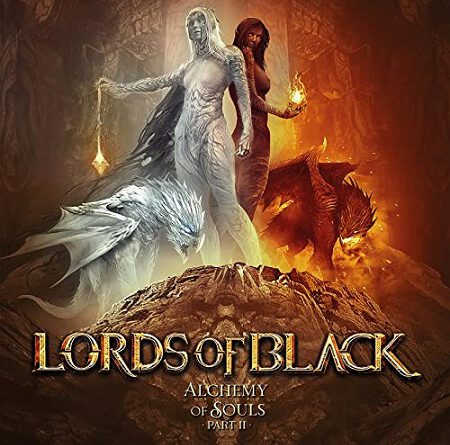 """Lords Of Black – """"Alchemy Of Souls Part II"""""""
