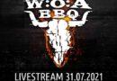 Wacken World Wide und MagentaMusik 360 präsentieren W:O:A BBQ