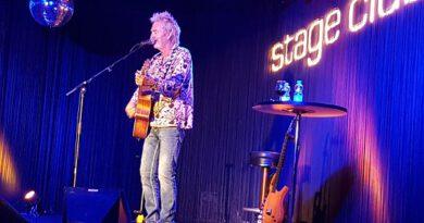 Pete Lincoln Live im STAGE CLUB Hamburg