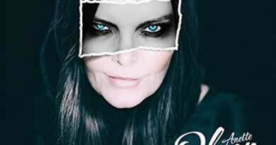 """Anette Olzon – """"Strong"""""""