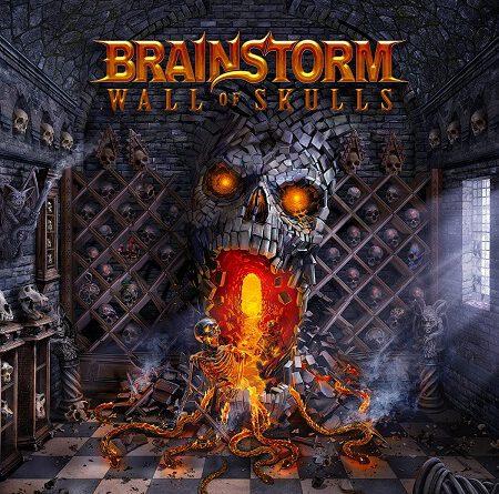 """Brainstorm – """"Wall Of Skulls"""""""